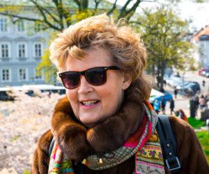 Mette Kromann Thomsen Lokal Guide København Turistfører & rejseleder